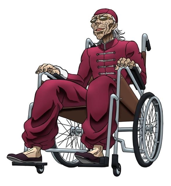 アニメ『バキ』大擂台賽編に追加声優として、緒方賢一さん、幸野善之さん、安元洋貴さんら12名が出演決定! キャラクタービジュアルも公開-1