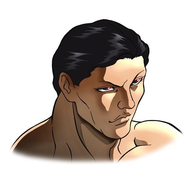 アニメ『バキ』大擂台賽編に追加声優として、緒方賢一さん、幸野善之さん、安元洋貴さんら12名が出演決定! キャラクタービジュアルも公開-4
