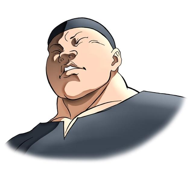 アニメ『バキ』大擂台賽編に追加声優として、緒方賢一さん、幸野善之さん、安元洋貴さんら12名が出演決定! キャラクタービジュアルも公開-12