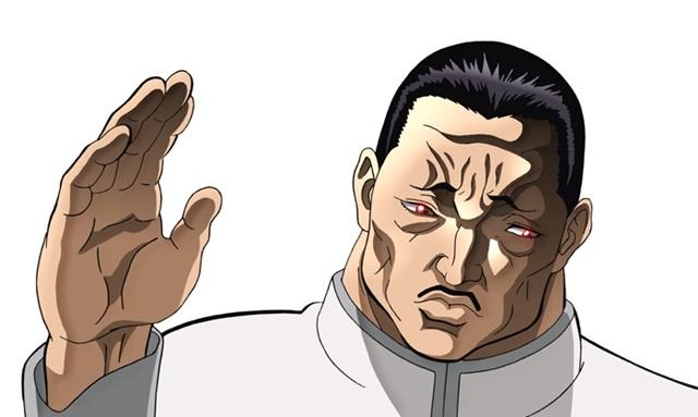 アニメ『バキ』大擂台賽編に追加声優として、緒方賢一さん、幸野善之さん、安元洋貴さんら12名が出演決定! キャラクタービジュアルも公開-22