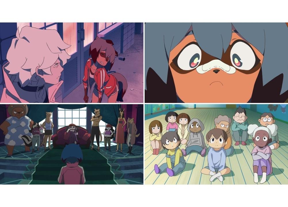 『BNA ビー・エヌ・エー』第2話「Rabbit Town」の先行カット公開!