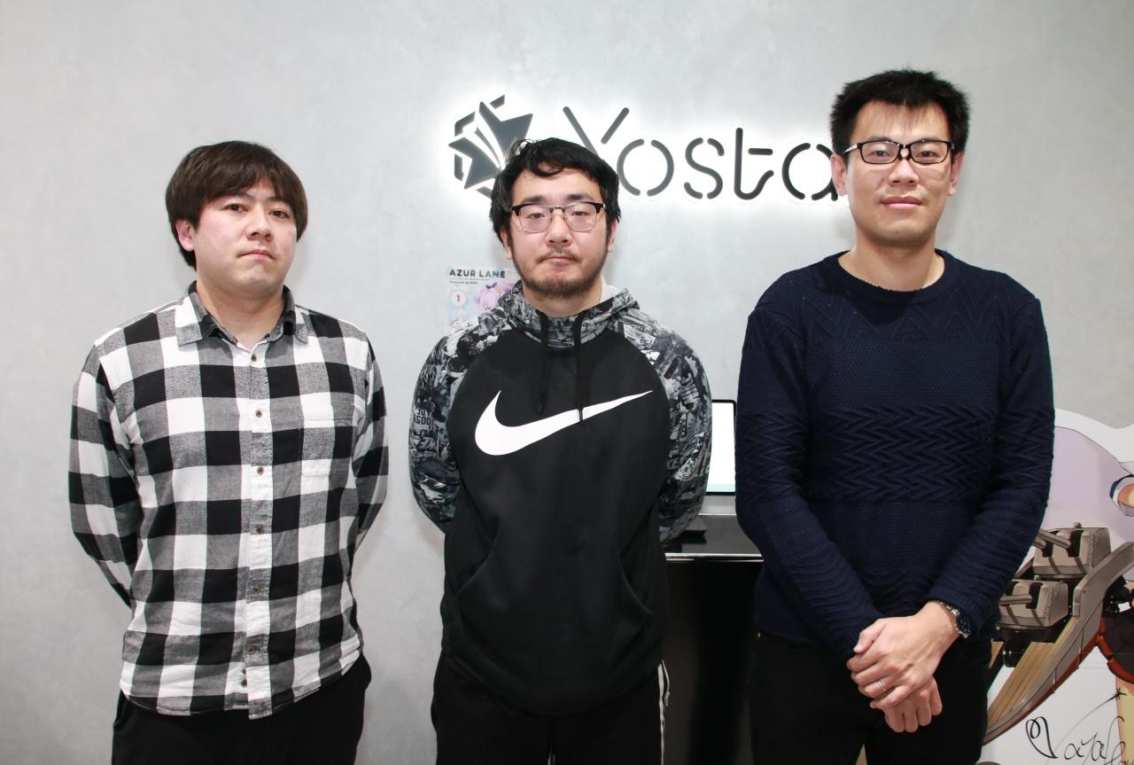 Yostar Pictures 李衡達&稲垣亮祐&斉藤健吾インタビュー