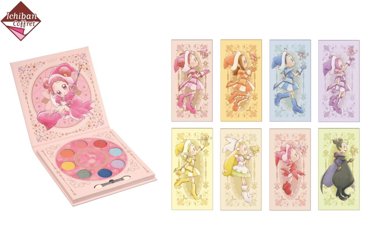 『おジャ魔女どれみ』が一番コフレに初登場!6/13より順次発売予定