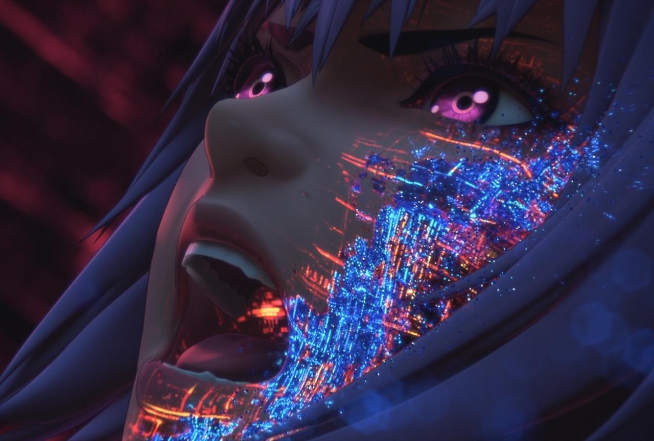 アニメ『攻殻機動隊 SAC_2045』本編映像が初解禁