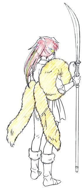半妖の夜叉姫-7