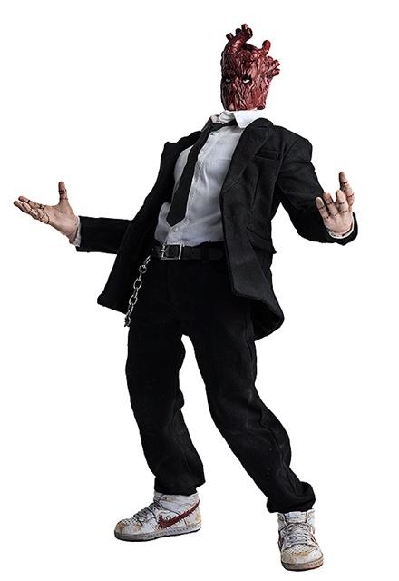 アニメ『ドロヘドロ』より、煙ファミリーの掃除屋「心」の可動フィギュアが登場! 思わず「先輩!」と声をかけてしまいそうなほどのカッコよさ!【今なら19%OFF!】