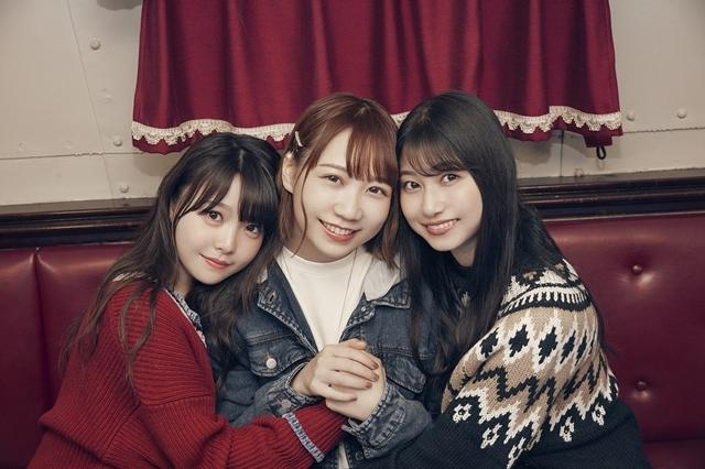 """麻倉ももさん、雨宮天さん、夏川椎菜さんによる女性声優ユニット""""TrySail""""がデビュー5周年記念日にスペシャルメッセージ&歌唱動画を公開-1"""