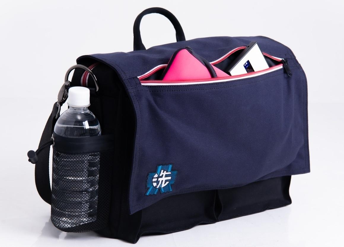 『ガルパン』日常使いに最適な3WAYバッグ2020年初冬発売