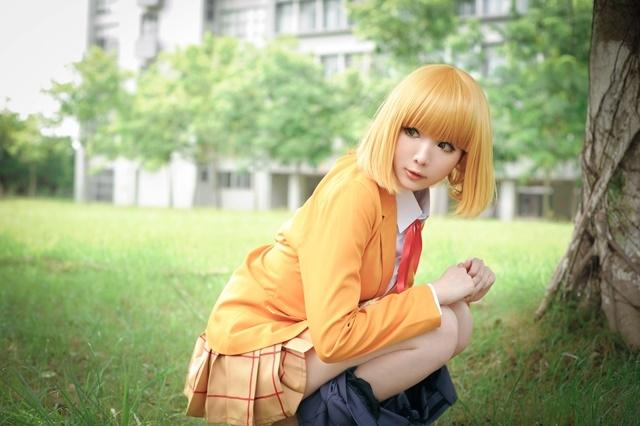 TVアニメ『監獄学園』より女性キャラクターのコスプレ特集! 芽衣子、花、万里に扮するコスプレイヤーさんをピックアップ-5