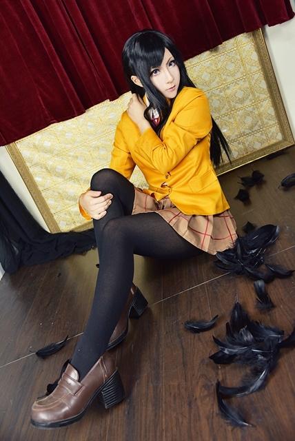 TVアニメ『監獄学園』より女性キャラクターのコスプレ特集! 芽衣子、花、万里に扮するコスプレイヤーさんをピックアップ-10