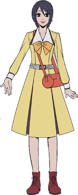 アニメ『MARS RED』第2弾キャスト&キャラクター発表!オリジナルキャラクターを演じるのは高垣彩陽さん、國立幸さん、古川慎さん