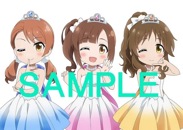 『アイドルマスター シンデレラガールズ劇場』Blu-ray BOXより、アニメイト・ゲーマーズ特典のイラスト公開!