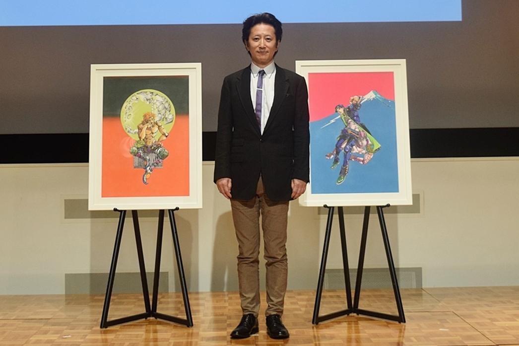 6月7日は漫画家・荒木飛呂彦先生の誕生日