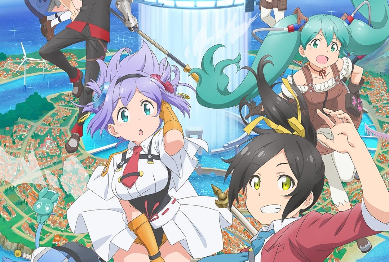 春アニメ『シャチバト』第11話が6月21日(日)に放送延期