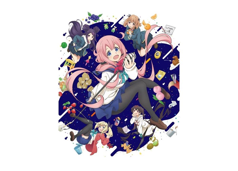 夏アニメ『おちフル』10月に放送延期を発表