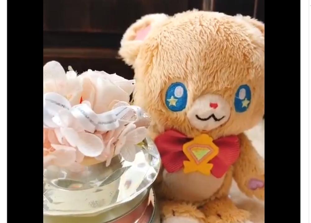 『まほプリ』朝日奈みらいの誕生日に、声優・齋藤彩夏もお祝いツイート