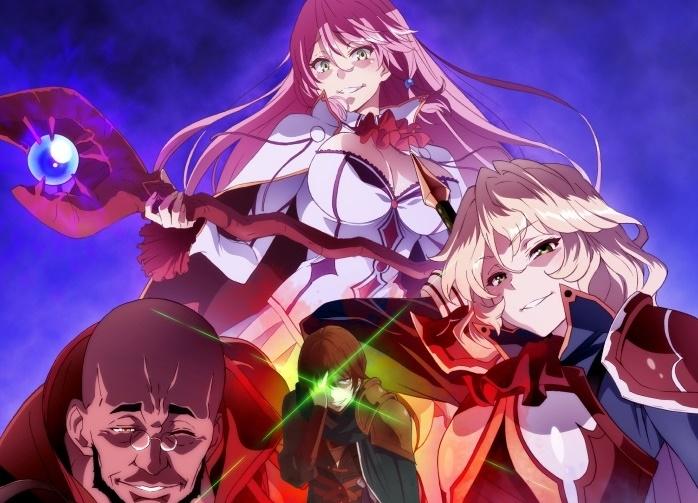アニメ『回復術士のやり直し』2021年に放送予定、出演声優も解禁