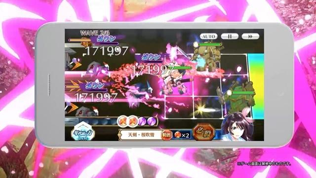 『チェインクロニクル3』×TVアニメ『新サクラ大戦 the Animation』コラボイベントがスタート! 声優の佐倉綾音さん・山村響さんのサイン色紙が当たるキャンペーンも実施-3