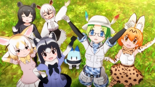 「けものフレンズ3」、動物愛にあふれるシュール&ショートアニメ「ちょこっとアニメ けものフレンズ」を見よう【前編】
