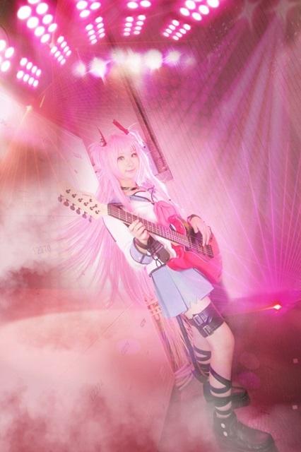 アーティスト・LiSAさんのお誕生日記念!歌唱を担当した『Angel Beats!』ユイのコスプレを特集