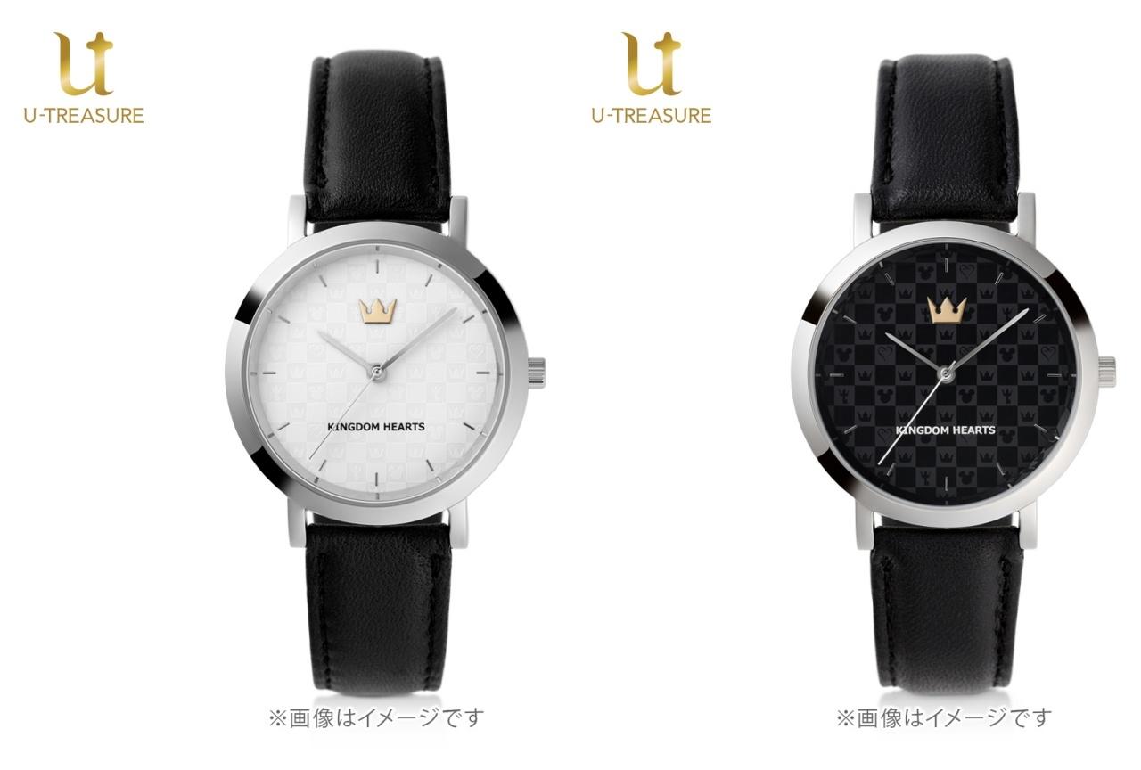 『キングダムハーツ』の腕時計がアニメイト通販に登場!