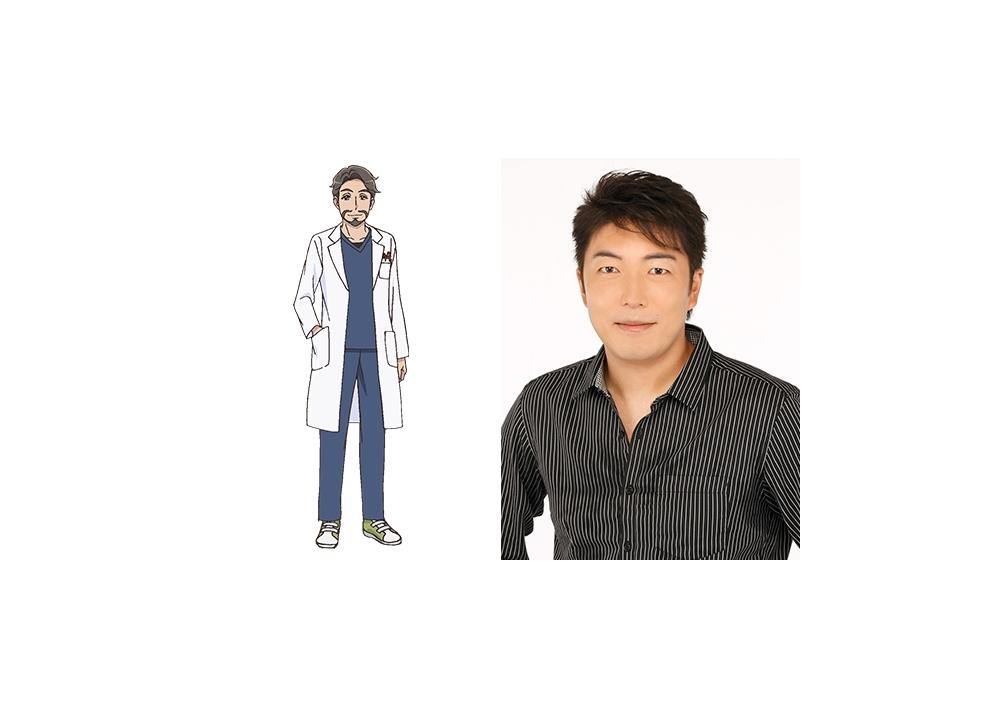 『ヒープリ』声優・松田健一郎が、ひなたの父親役で出演決定!