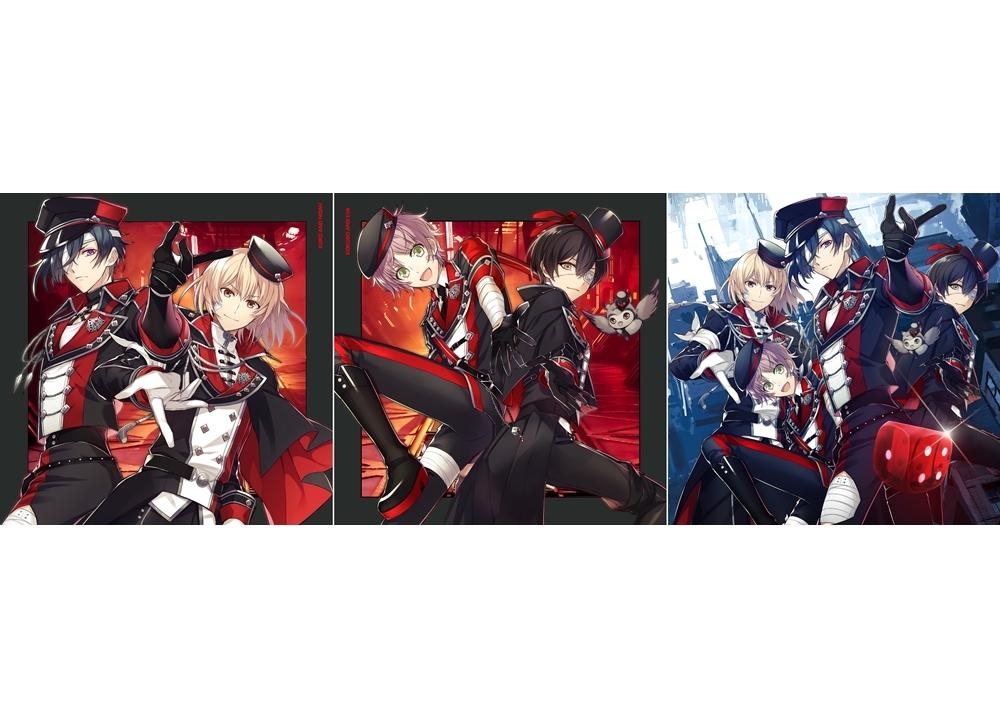 『アイ★チュウ Étoile Stage』Noir*20ニューシングル「未来DICE!!」8月26日リリース決定!