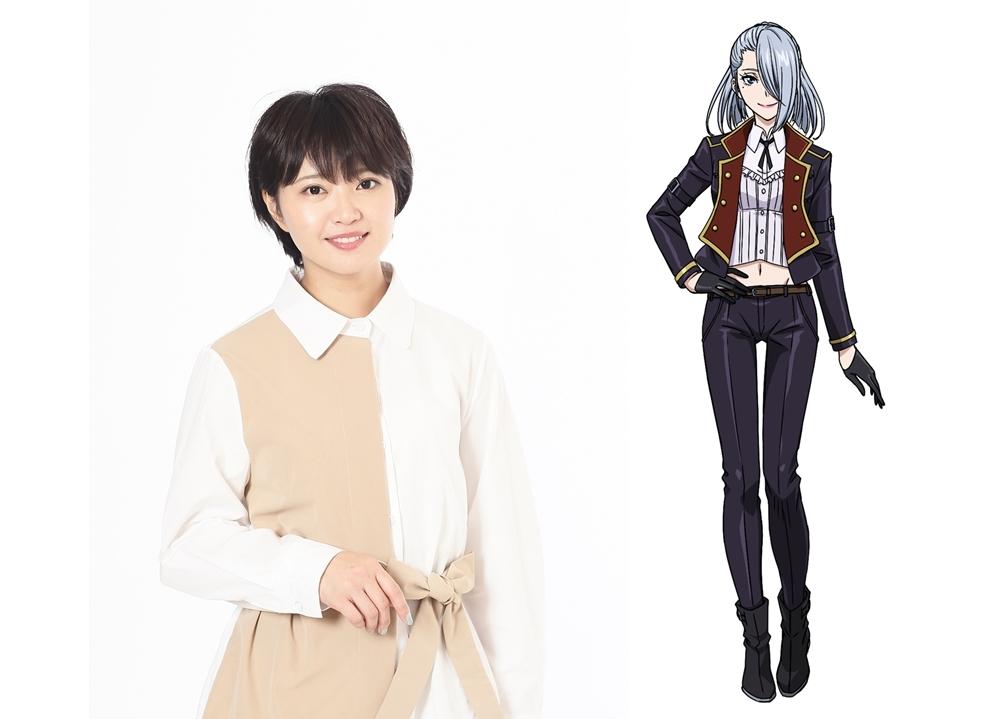 アニメ『シキザクラ』追加声優に元SKE48の矢方美紀ら決定!