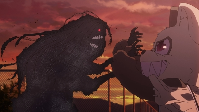 春アニメ『グレイプニル』最終話・第13話「二人で一つ」先行場面カット・あらすじ公開! 明日、山へ行くというクレアは、これから朝まで修一の家で過ごしたいと……