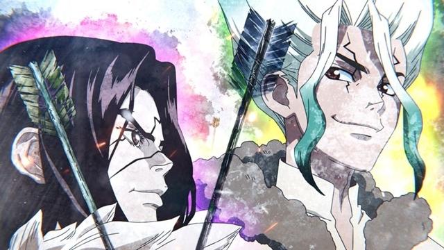 TVアニメ『Dr.STONE』第2期は2021年1月より放送&配信開始! 初解禁映像を含むティザーPV第2弾と迫力のティザービジュアル公開