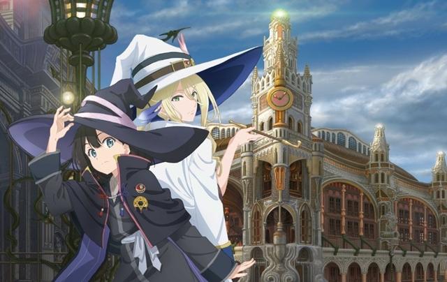 TVアニメ『魔女の旅々』2020年10月放送決定! 追加声優に日笠陽子さん、EDテーマはChouChoさんが担当-1