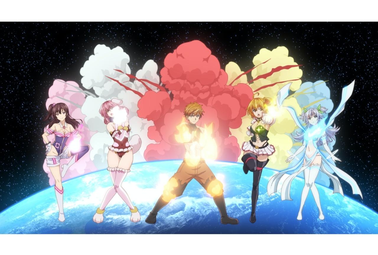 夏アニメ『ド級編隊エグゼロス』BD&DVD第1巻の特典情報公開