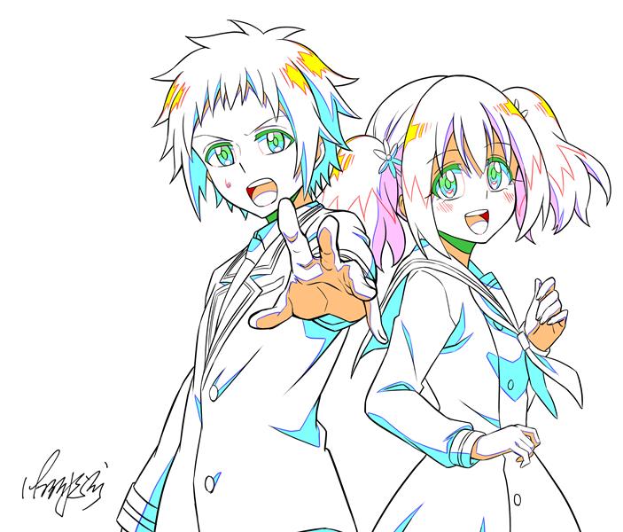 無能なナナ-14