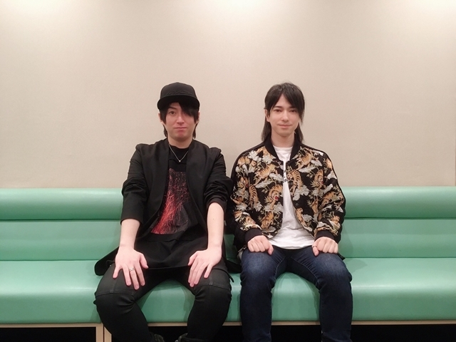 『8P(エイトピース)』声優・野上翔さん&ランズベリー・アーサーさん出演のユニットソングドラマCD第3巻が7/22リリース! 収録後のインタビュー到着-1