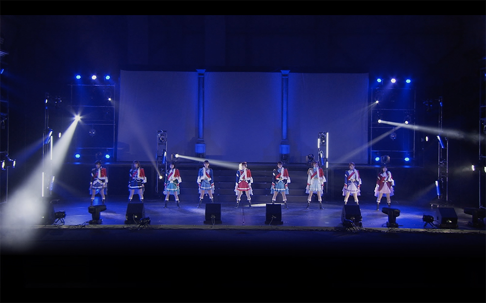 『少女☆歌劇 レヴュースタァライト -The LIVE ONLINE-』レポート! 新曲・サイカイ合図を初披露! レヴュースタァライトの世界は止まらない!-3