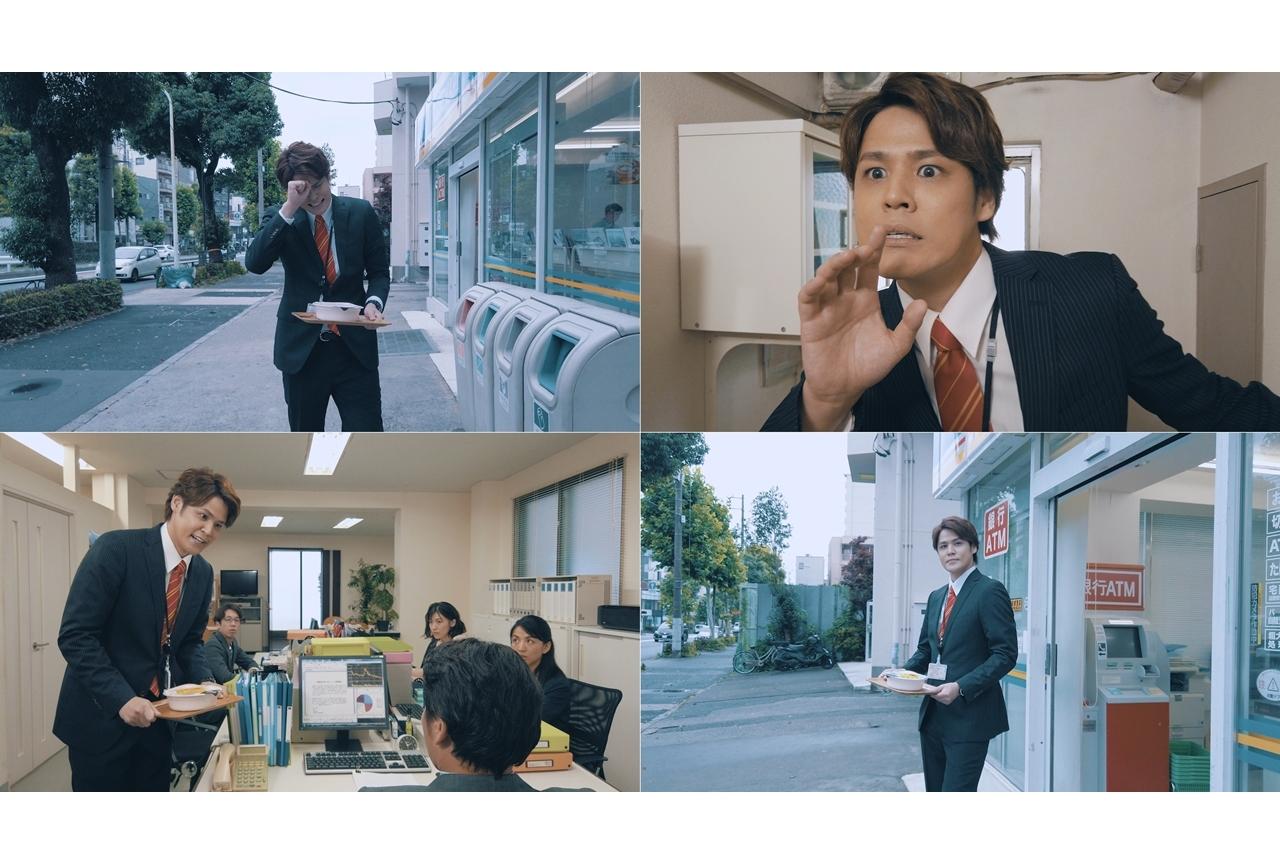 声優・宮野真守が主演のドラマ公開に向けコメント、未公開カット到着