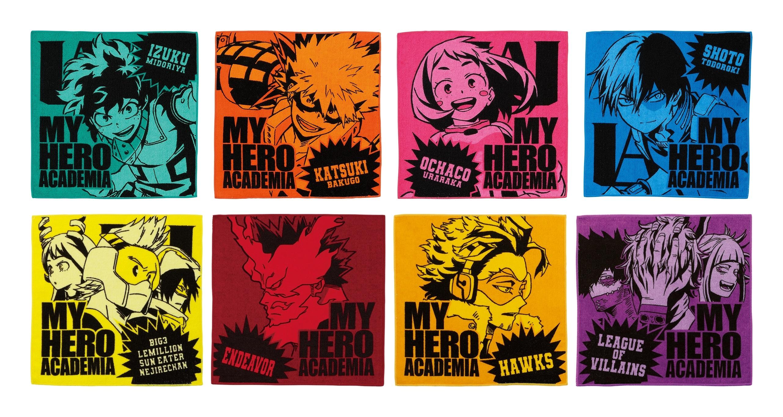「一番くじ 僕のヒーローアカデミア I'm Ready!」が9月12日(土)より順次発売予定! 最高峰フィギュアシリーズ「MASTERLISE」などが登場