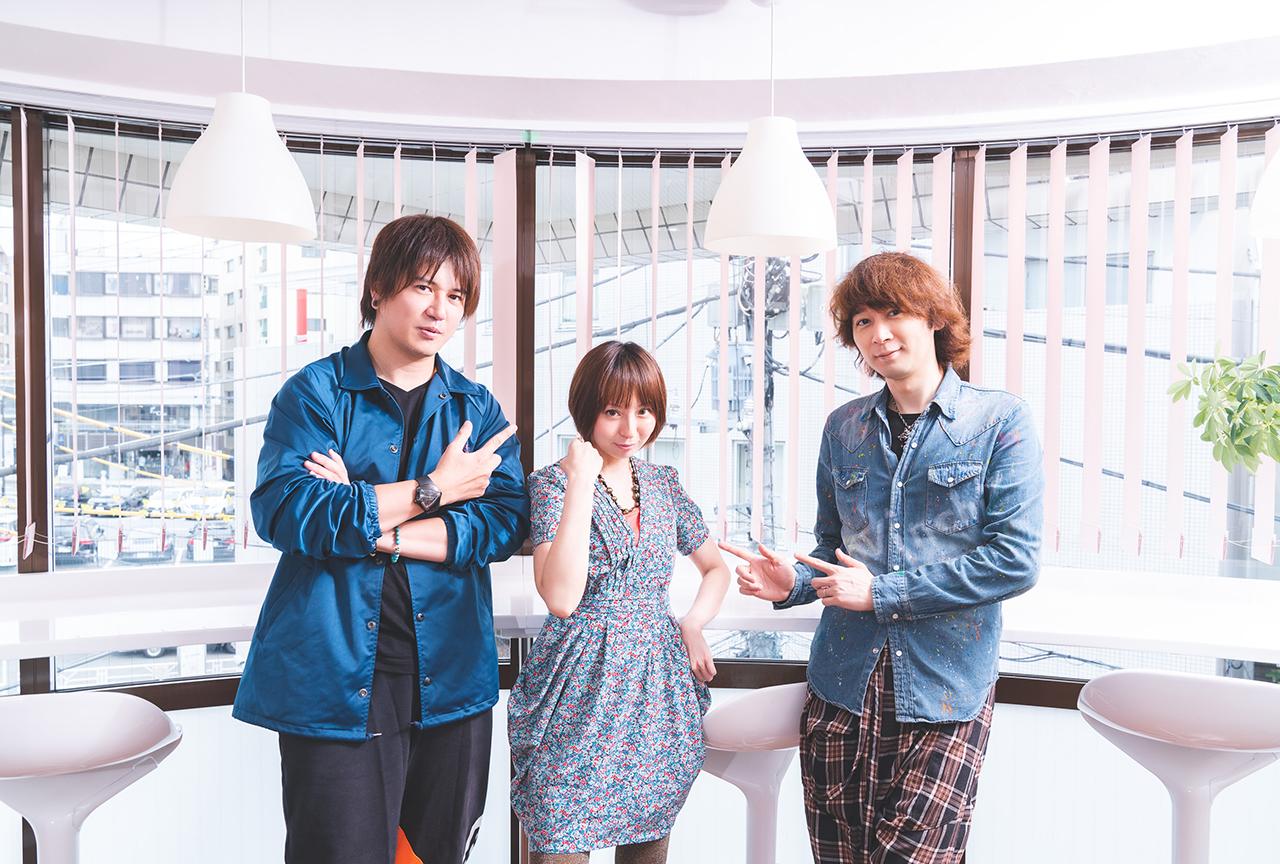 トミカ絆合体 アースグランナーEDテーマ「ダ・ヴィンチ:ポワロ」インタビュー