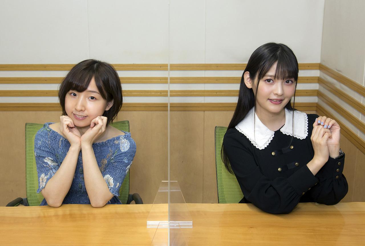 「上坂すみれのレヱル・ロマネスクラヂオ」洲崎綾ゲスト回インタビュー