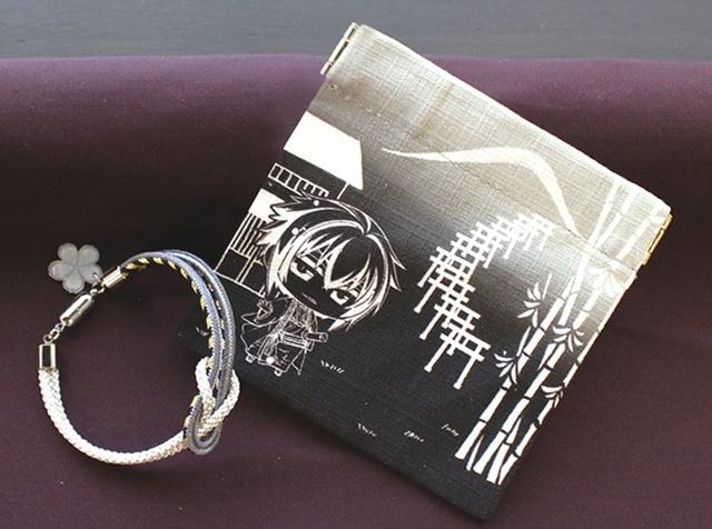 大人気ゲーム『薄桜鬼 真改』が京都・扇子製造メーカーとコラボレーション/キャラクターモチーフの「扇子・袋セット」&「京くみひもブレスレット」6モデルが登場-63