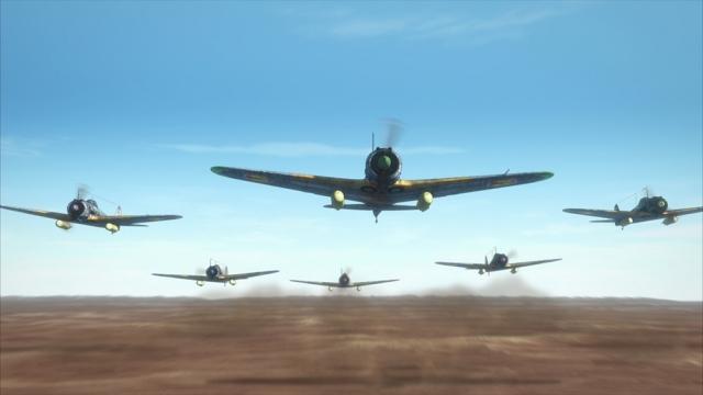 映画『荒野のコトブキ飛行隊 完全版』の公開日が2020年9月11日に決定!新規エピソードが収められた本予告&本ポスター公開!お得なムビチケ情報も-11