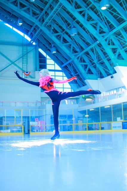 『ONE PIECE』『賭ケグルイ』『ユーリ!!! on ICE』「初音ミク」など、コスプレイヤー・ぶらっくすわんさんの美麗な写真&インタビューを特集-5