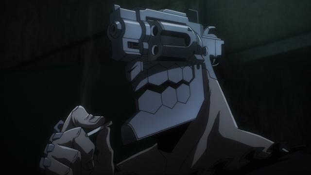 夏アニメ『ノー・ガンズ・ライフ』第2期第2話(第14話)「依頼人」の場面カット&あらすじ公開! 十三とメアリーはヴィクターの捜索に……
