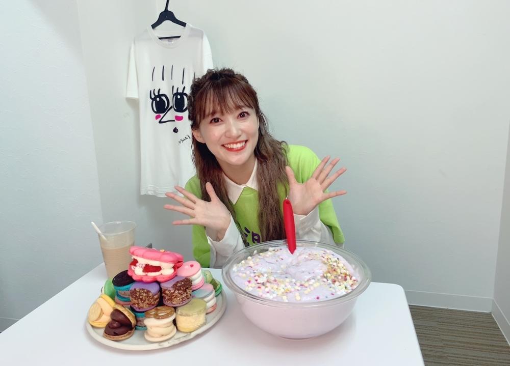 声優・茜屋日海夏(i☆Ris)、誕生日ライブ配信の公式レポ公開
