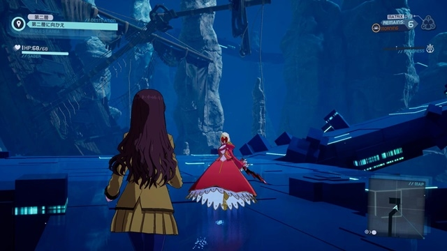 Fate/EXTRA-4