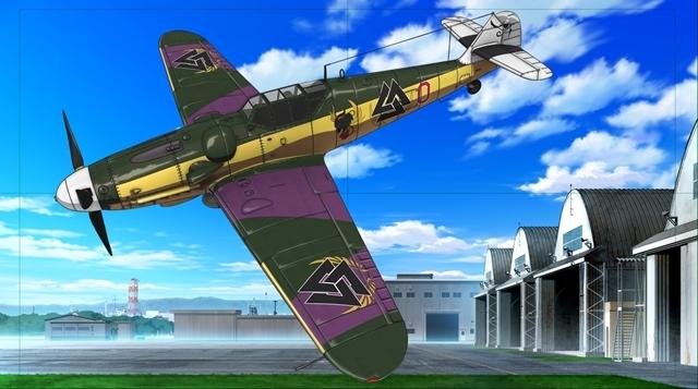 戦翼のシグルドリーヴァ-12