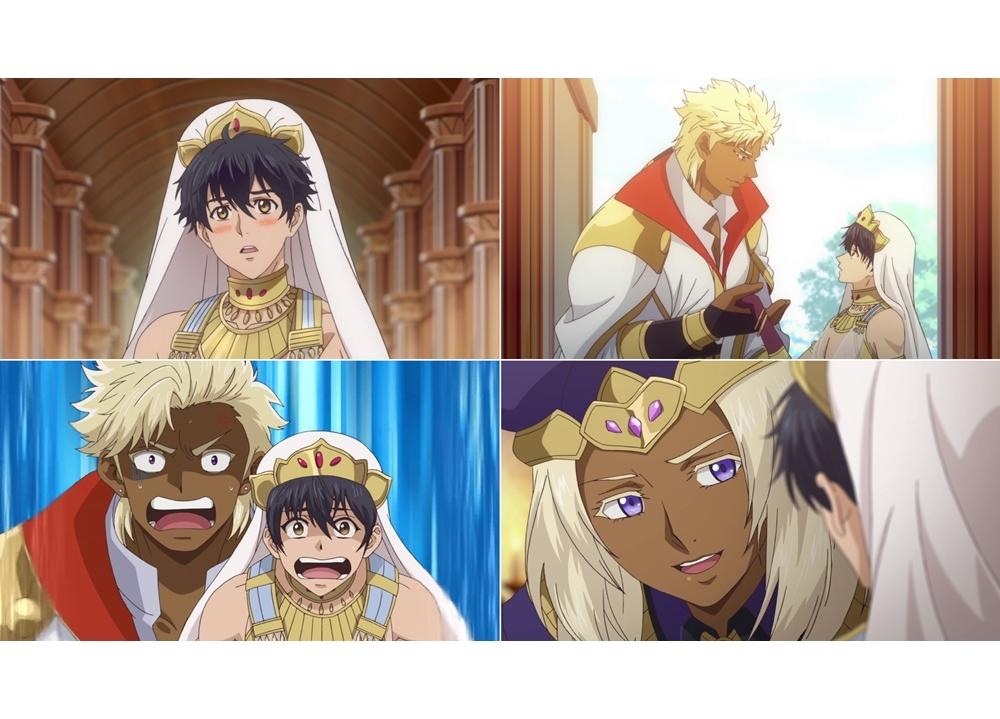 夏アニメ『巨人族の花嫁』第4話先行カット&あらすじ公開!