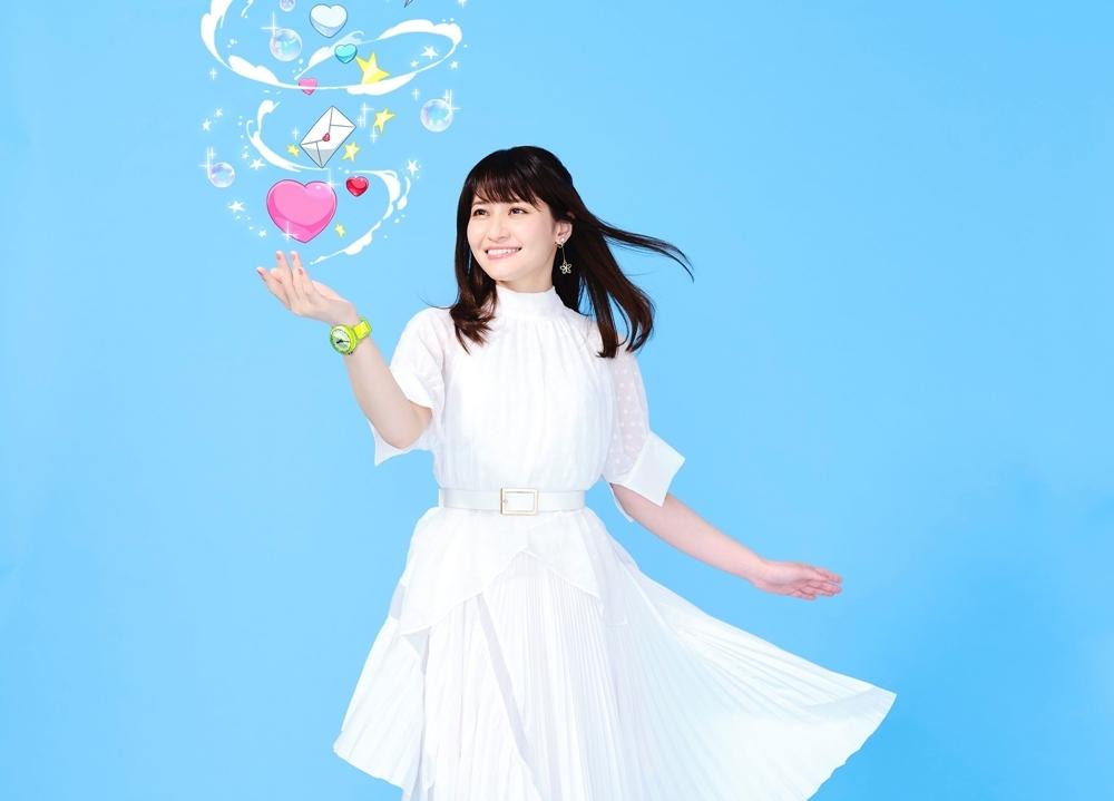 声優・歌手の中島愛、初のキャラソンアルバムが9/30発売決定!
