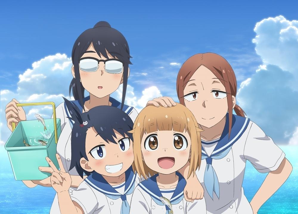 夏アニメ『放課後ていぼう日誌』サウンドコレクションが9/23発売決定!