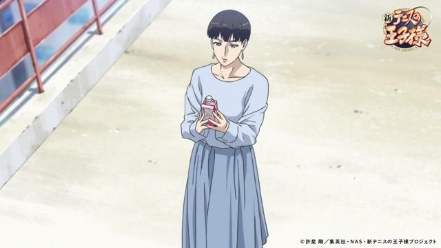 『新テニスの王子様』跡部景吾が「Miloha」の新CM キャラクターに就任/激レア牛耳フードを被った跡部様よりメイキングコメント到着-5